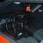 Mazda 323 1,8i from inside