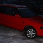 Mazda 323 1,8i side view