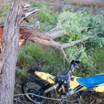 Offroad riding with the husaberg 650