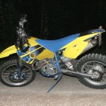 Enduro kit when riding offroad & in the woods