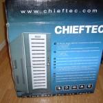 Chieftec lbx fulltower chassie