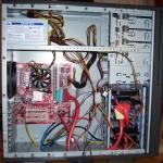 Chieftec lbx fulltower PC 1.8Ghz, 2Gb ram