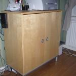 IKEA Effektiv web server cabinet