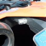 right rear mini led indicator