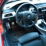 M-Sport interior