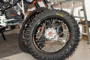 Enduro wheels