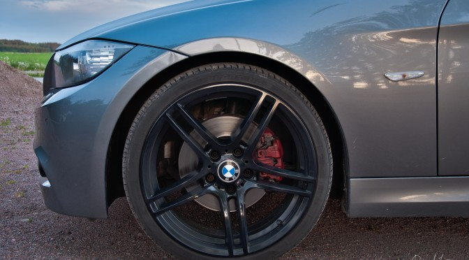 19'' bmw m performance light-alloy wheels