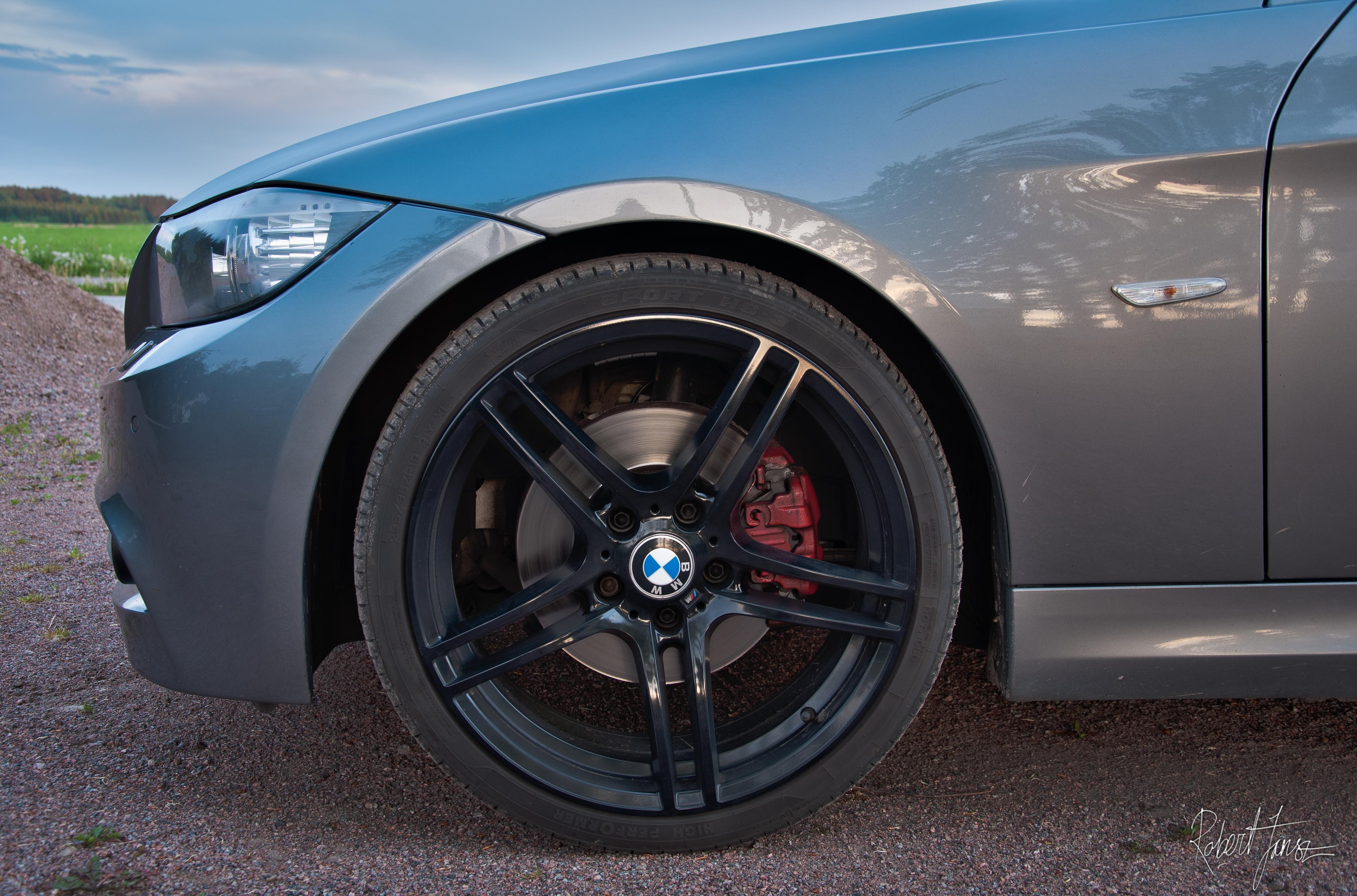 19'' bmw m performance light-alloy wheels