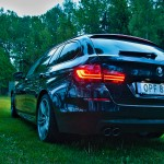 BMW 530xd m-sport package