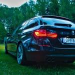 BMW 530xd m-sport package