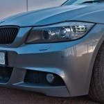 bmw m performance front grille black