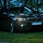 BMW Metallic: Carbon Black