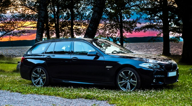 BMW 530d xDrive Touring M-Sport f11 2014