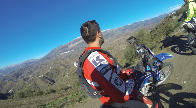 Off Road In Southern Spain 2014 RedTread