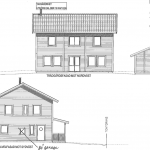 Villa Anneberg blueprint back