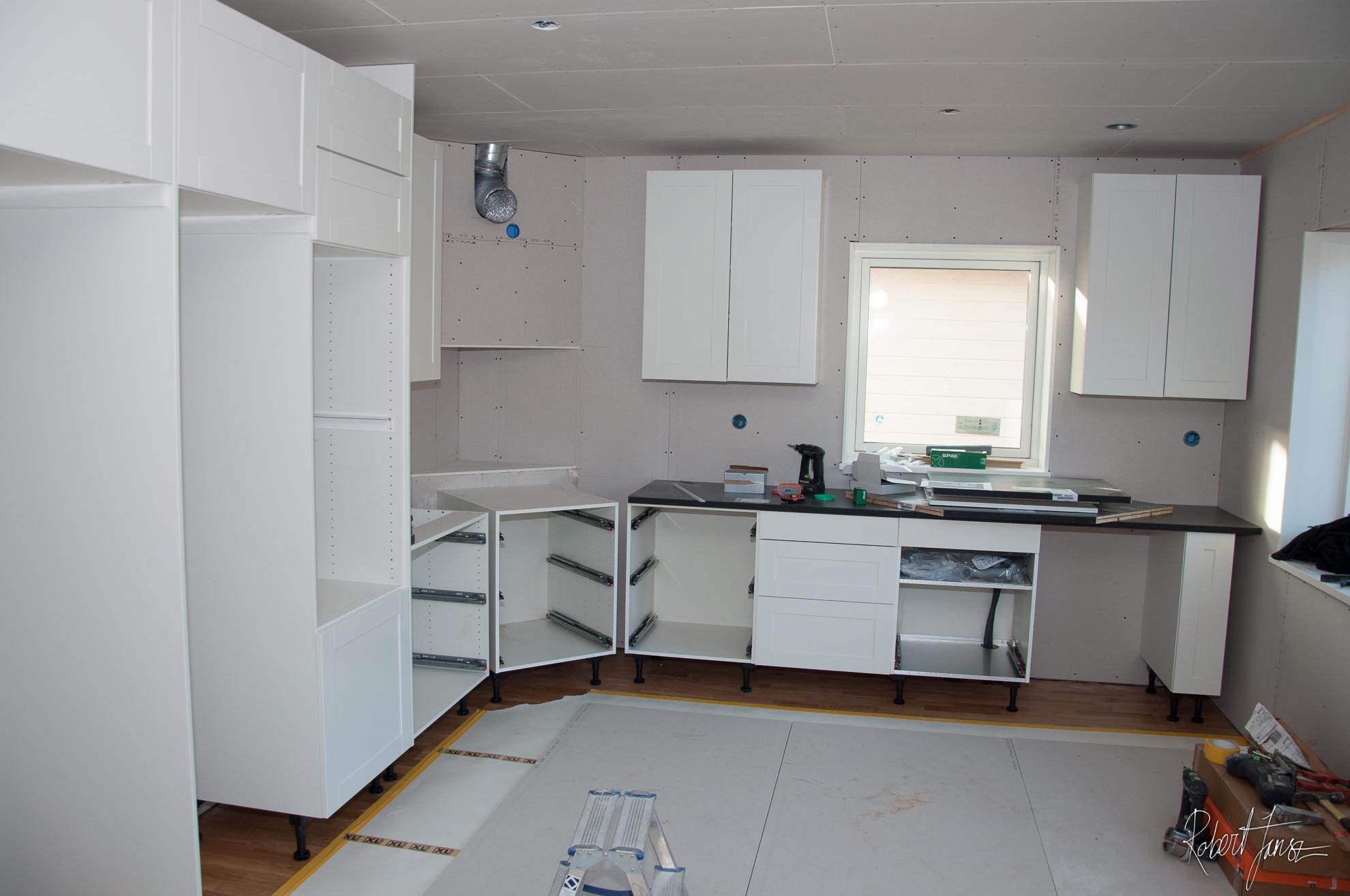 Kitchen framework