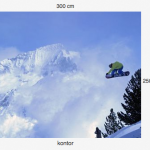 Mr.Perswall photo wallpaper with a snowboarder