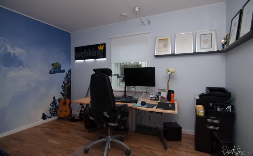 Webkings new office