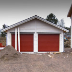 Garage doors with remote controll from teckentrup